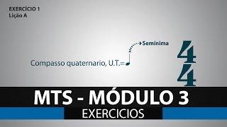 MTS - Módulo 3 - CCB - Novo Bona - Exercicios - Método de Teoria e Solfejo