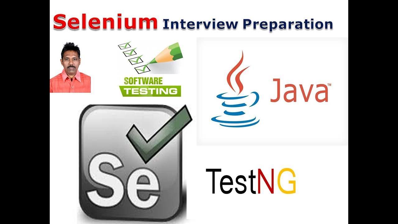 Selenium Tester Resume - Software Testing