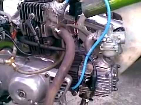 honda c70 twin engine, solo the spirit of  java, part 9