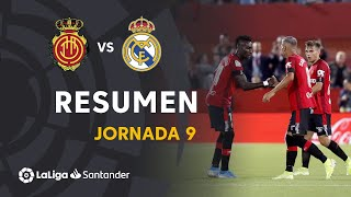 Resumen de RCD Mallorca vs Real Madrid (1-0)