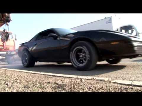 Экзотика - Pontiac Firebird