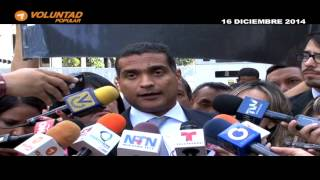 Juan Carlos Gutiérrez recaerá sobre la Corte de Apelaciones decisión de libertad de López