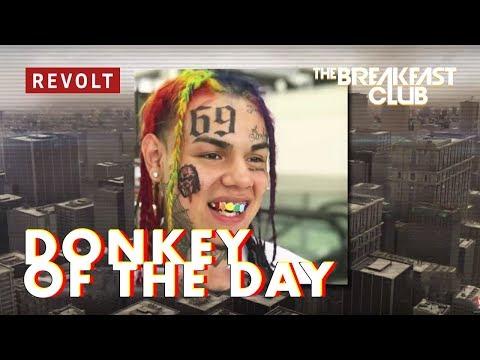Tekashi 69 | Donkey of the Day