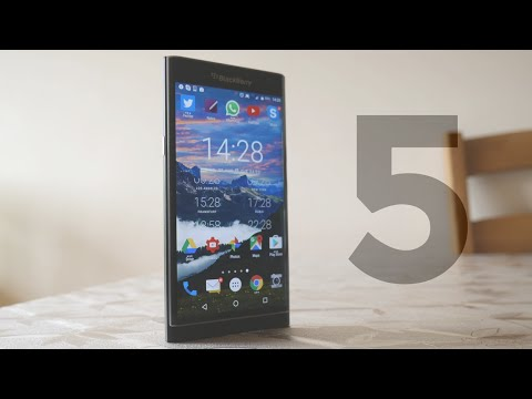 5 Things Blackberry Did Right With The Priv (4K) | Forflies | Sami Loyal