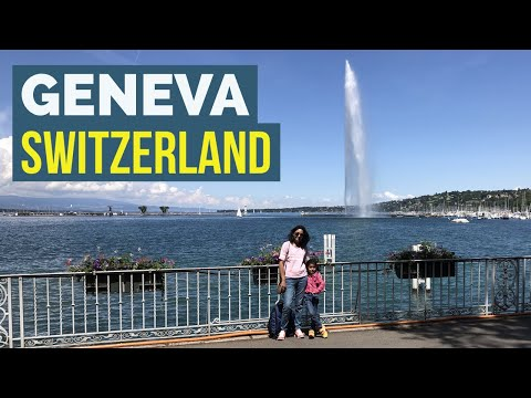 हिंदी- Geneva In A Day - Switzerland - 2018