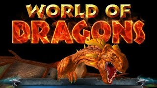 World of Dragons Simulator (IOS, Android) Gameplay #1 - I have no idea what I'm doing -