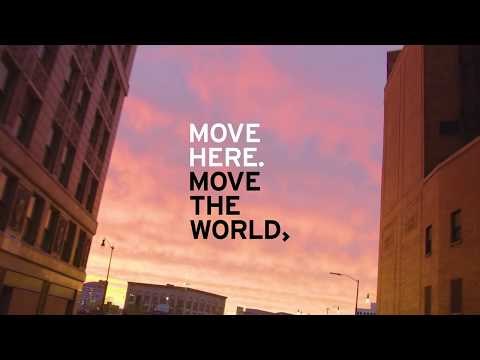 Detroit. Move here. Move the world.