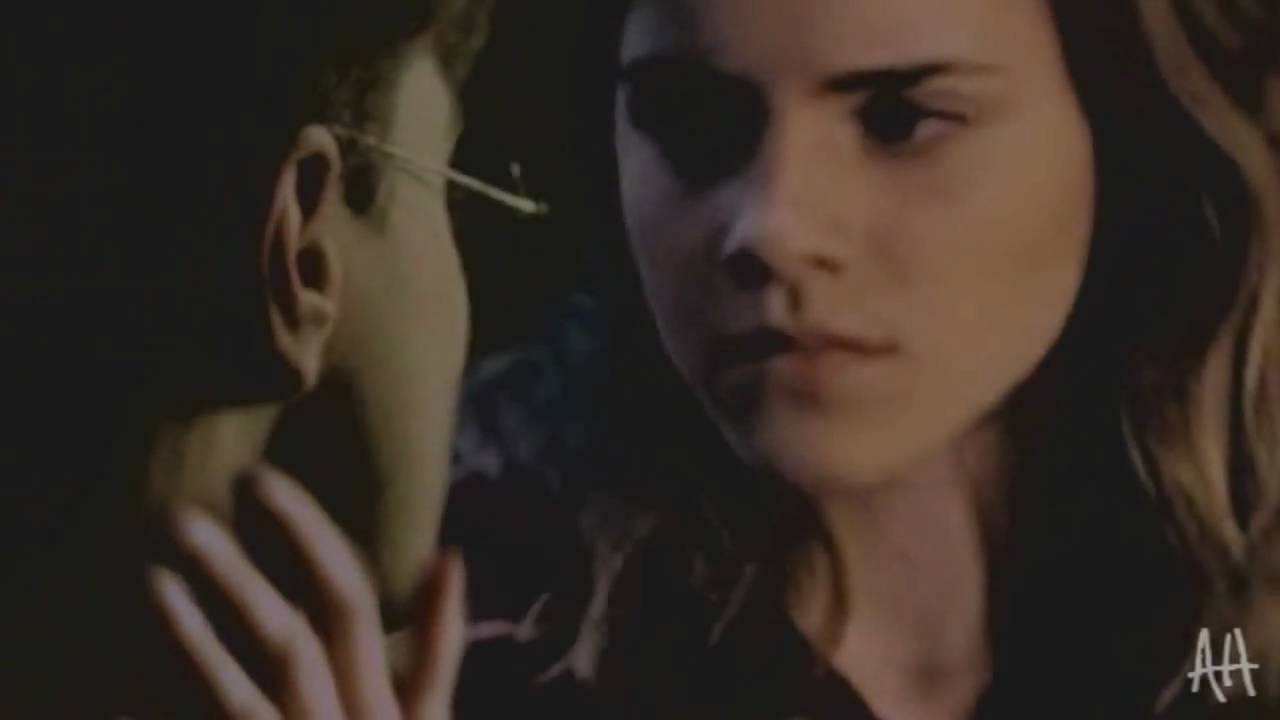 Harry hermione she 39 s pulling me through youtube - Hermione granger and harry potter kiss ...