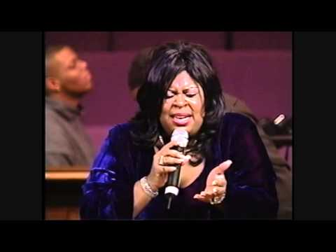 Kim Burrell- Holy Ghost (Live In Concert) HD