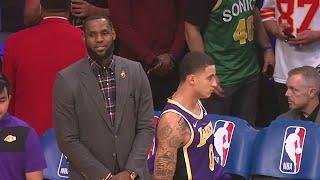 Detroit Pistons vs Los Angeles Lakers   January 9, 2019