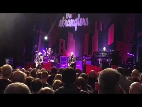 Hanging Around - The Stranglers live at The Guildhall Southampton - 20-03-17