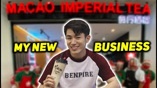MY NEW BUSINESS!!! (Macao Franchise)