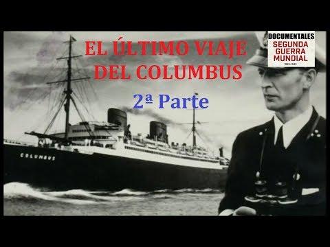 El último Viaje Del Columbus (2ª Parte)