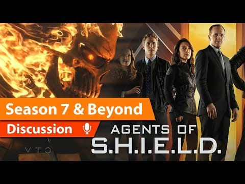 Agents of SHIELD Renewed for Season 7 & More