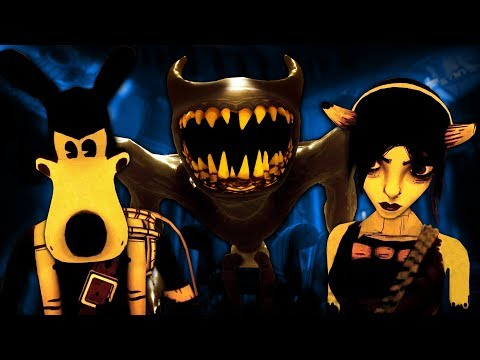 A DEAL WITH THE DEVIL - Bendy and the Ink Machine (Chapter 5)
