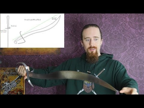 I Designed a Fantasy Sword, a Viewer Made It, and Its Awesome!