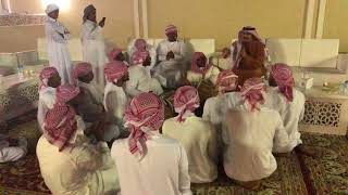 vuclip عبدالله بالخير واغنية .. ياليل ياللالي ياليل يااللايواه  .. في جلسة شعبية بمشاركة  فرقة من شناص
