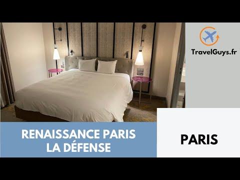 Renaissance Paris la Défense - Junior Suite