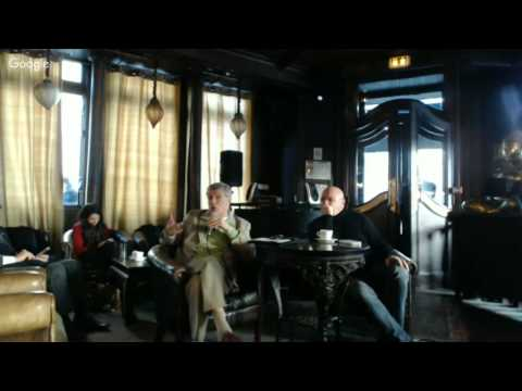 """Café nile avec Antoine Vial """"Living Labs, comment co-construire à l'échelle du territoire ?"""""""