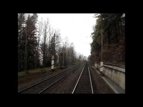 EuroCity Polonia Semmeringbahn  - Austriackie klimaty górskie