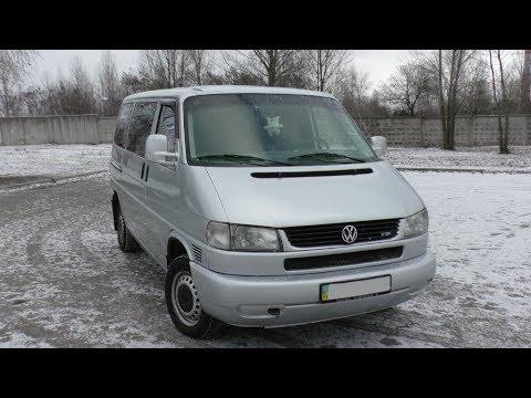 Volkswagen Transporter T4 | Еще тот....
