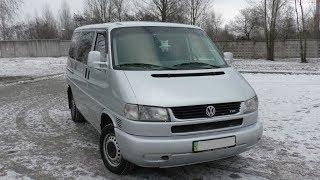 Volkswagen Transporter T4 | Еще тот...