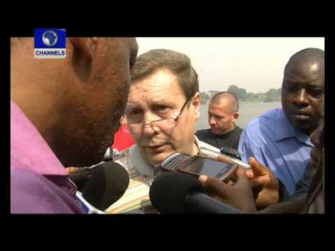 Russian Illegal Immigrants Handed Over To Nigerian Police By The Navy