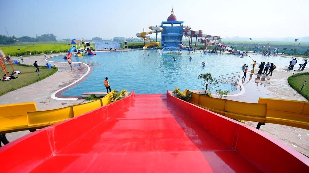 Image result for Nilansh Water Park lucknow
