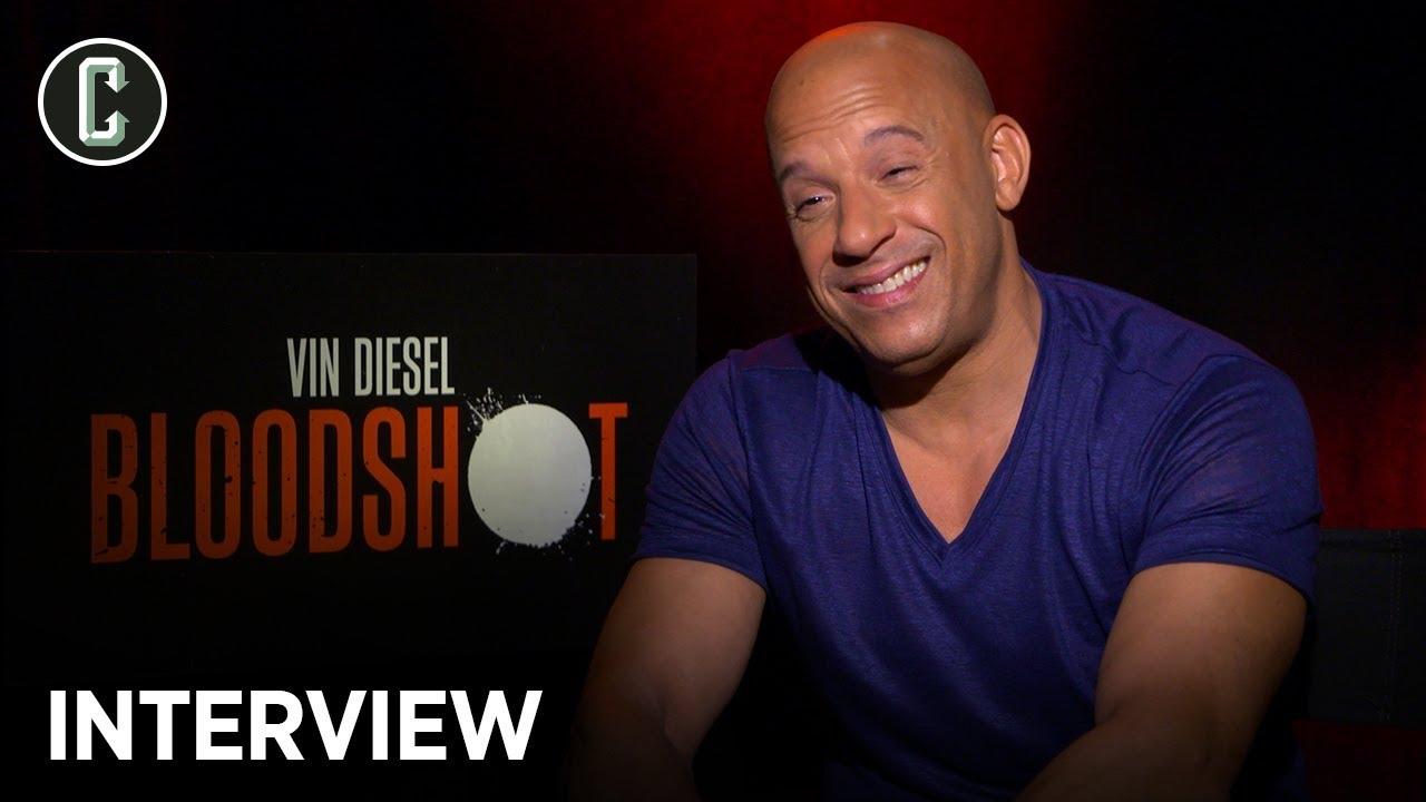 Vin Diesel Interview