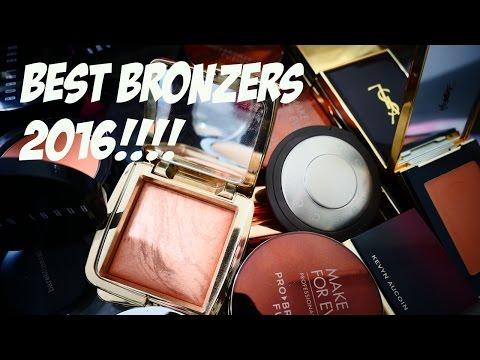 BEST BRONZERS:CONTOUR 2016