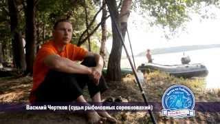 Выезд на Рыбалку под Серебряным Дождём 2013