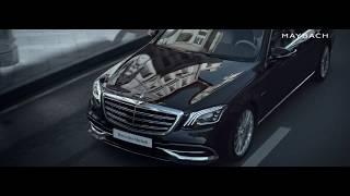 видео Mercedes показал новый S-класс