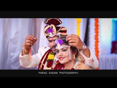 Albela Sajan | Best Marathi Wedding Highlights Video | Vinayak & Nikita | PARAG KADAM PHOTOGRAPHY