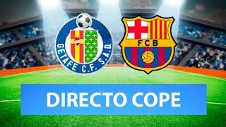 (SOLO AUDIO) Directo del Real Madrid 0-1 Cádiz y Getafe 1-0 Barcelona en Tiempo de Juego