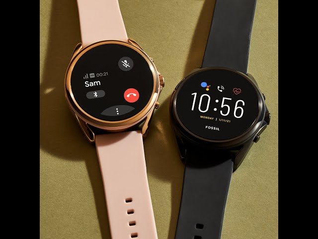 Introducing The New Fossil Gen 5 LTE Smartwatch