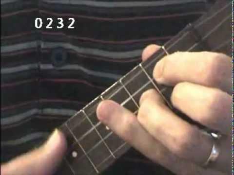 Dem Golden Slippers Ukulele Chord Solo Demonstration Youtube