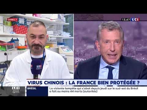 Virus chinois: La France bien protégée ?