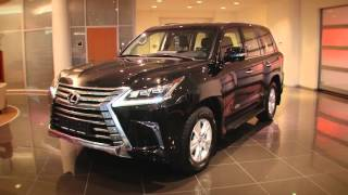 New Lexus LX 570 _ 2016 - LIVE обзор Александра Михельсона