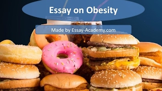 ways to prevent obesity essay