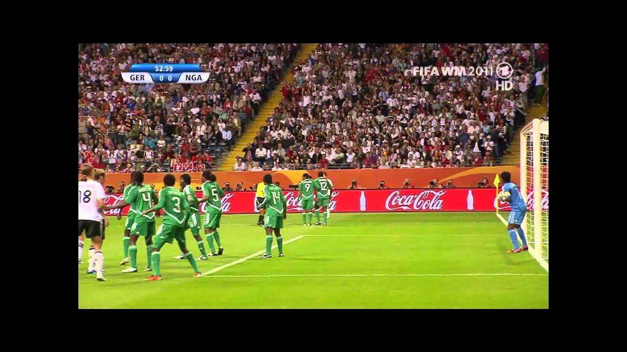 Nigeria Gegen Deutschland
