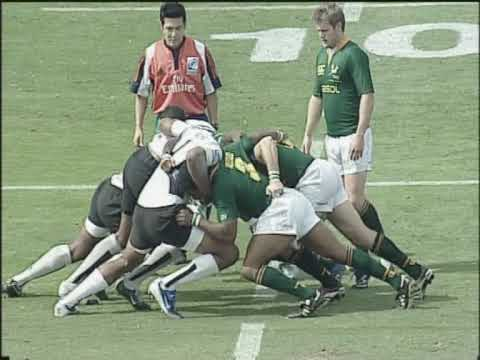 IRB Sevens Classic Matches: Fiji v South Africa, Adelaide 2007