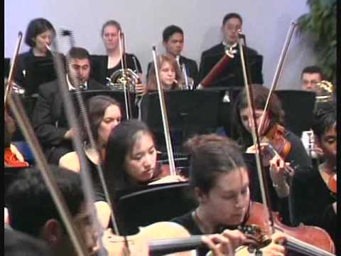 Univ of Pennsylvania Symphony Orchestra Peter & the Wolf P1
