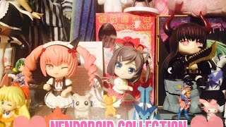 MY Anime Figure Collection!  ♥ Nendoroids ♥