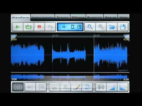 Guitar Recording | Recording with Music Studio