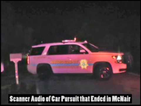 03.14.17 Hot Pursuit Culminated in McNair