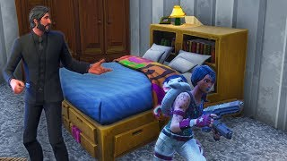 FORTNITE BEDWARS!? PROTECT THE BED!!!! W/ SSUNDEE CRAINER AND NICO!