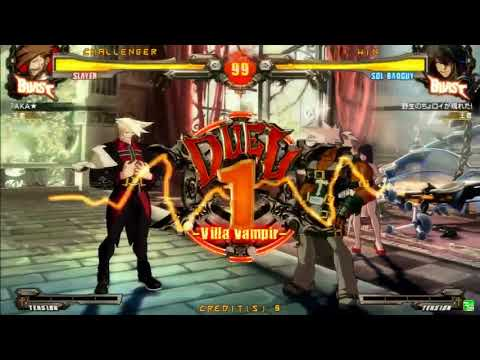 GUILTY GEAR -- Just found out that this is the most amazing game!!-- |