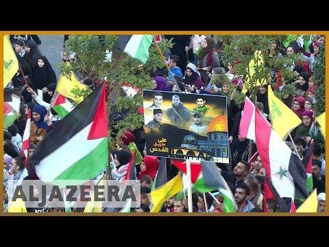 🇱🇧 US offers $10m reward for information on Hezbollah's finances | Al Jazeera English