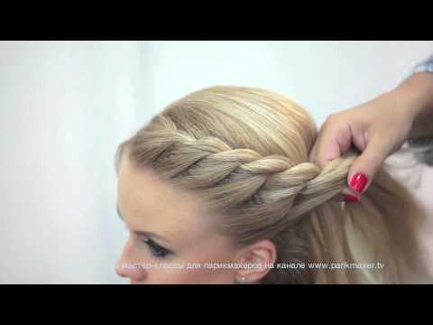 Мастер-класс «Техника плетения кос» How to do braiding