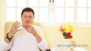 Felicidad advaita, el ojo del espíritu, Ramón Gallegos (9/12)